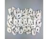 Fa betűk, számok, feliratok, felirat készletek